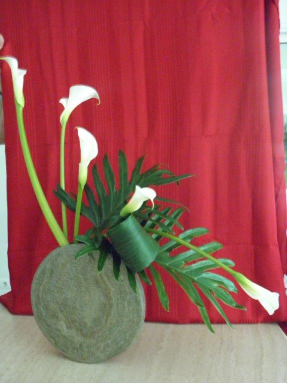 3. Ikebana Evelyne 2014